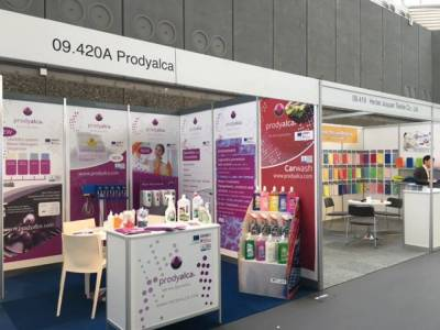 Today, the largest European specialty fair, ISSA- Interclean